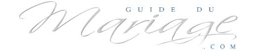 logo guide de mariage