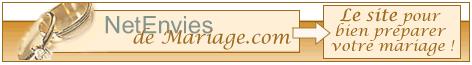 logo net envies de mariage